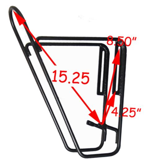 Jandd Low Front Rack low front rack