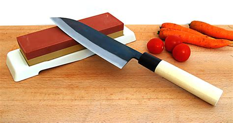 can you sharpen a knife with another knife knife skills how to sharpen your knives by richard blaine
