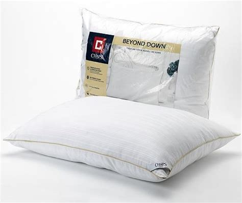 save up to 70 chaps alternative pillows at kohls