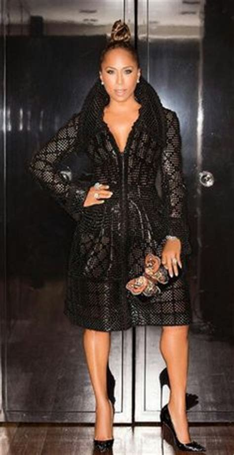 does marjorie harvey wear a weave when you slay with your daughter lol fashion