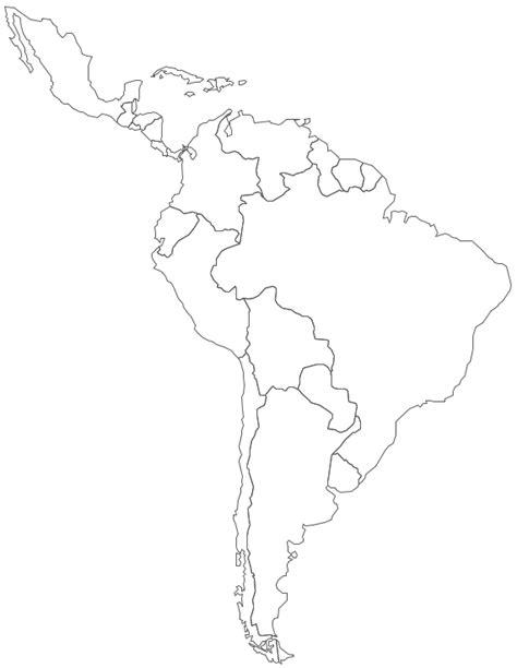 south america map black and white geo map south america el salvador