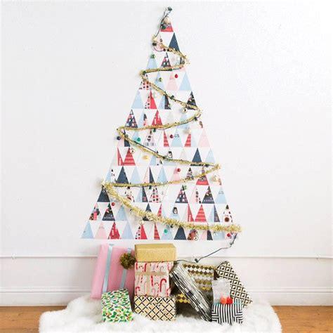 membuat pohon natal kreasi sendiri bikin sendiri pohon natal dari kartu ucapan womantalk