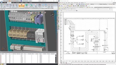 logiciel armoire electrique logiciel conception harnais