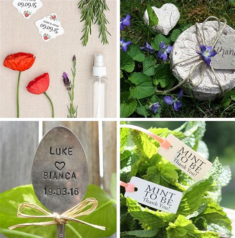 Garden Wedding Favors by 30 Sweet Handmade Ideas For Garden Wedding Favors