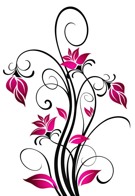 flower cross tattoo designs beautiful scrolling flowers cross pattern pinteres