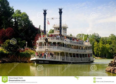 le boat terms and conditions boat on the mississippi disneyland paris editorial image