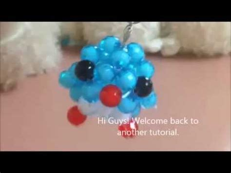 How To Make A 3d Penguin Out Of Paper - diy kawaii bead penguin