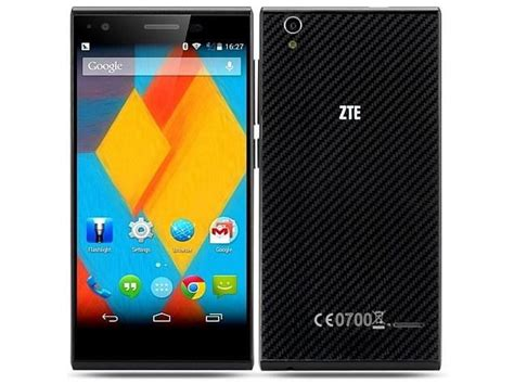 Hp Zte Blade Vec Pro zte presenta sus nuevos smartphones kitkat el zte blade