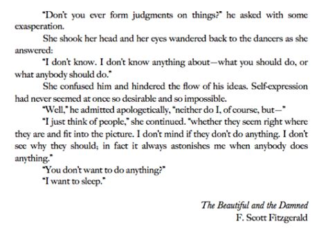 hairstyles of the damned book quotes beautiful and damned fitzgerald quotes
