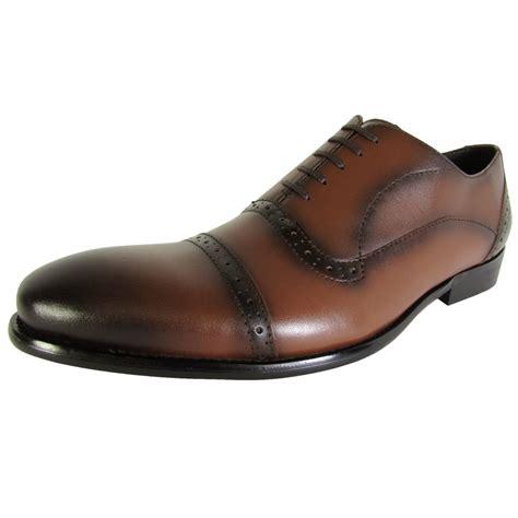 cap toe oxford mens shoes steve madden mens triffle cap toe oxford dress shoes ebay