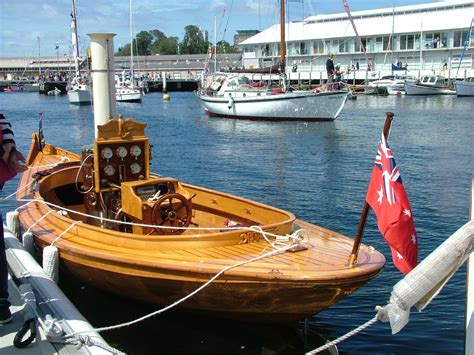 wooden boat images steamers and veteran motorboats and craft photos from