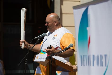 Baton Detox South Foster by Qbr Visits Devonport Gold Coast 2018 Commonwealth