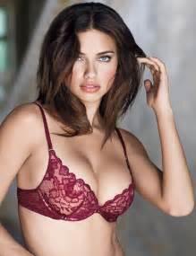 Big breasts adriana lima lingerieweapon com