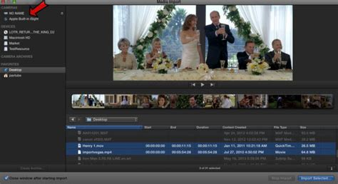 final cut pro not importing best workflow to import videos and projects into final cut