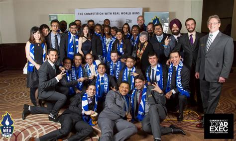 Viu Mba Course by Viu Mba Students Place Best In West At Canada S Mba
