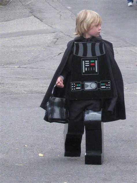 halloween  lego darth vader costume sewing
