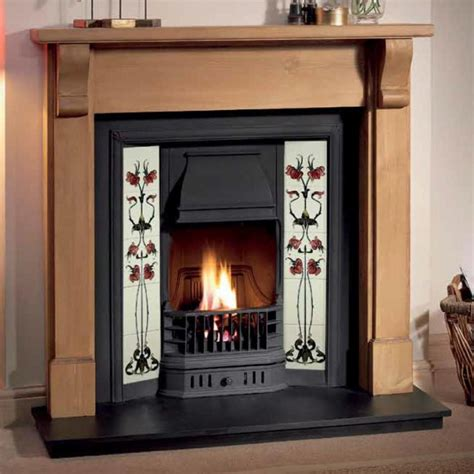 complete gas fireplace packages bedford package 54