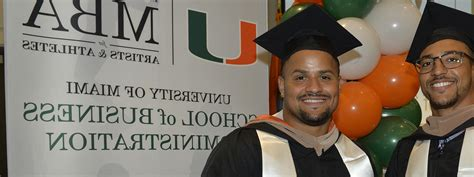 Of Miami Executive Mba For Artists And Athletes by Miami Executive Mba For Artists And Athletes