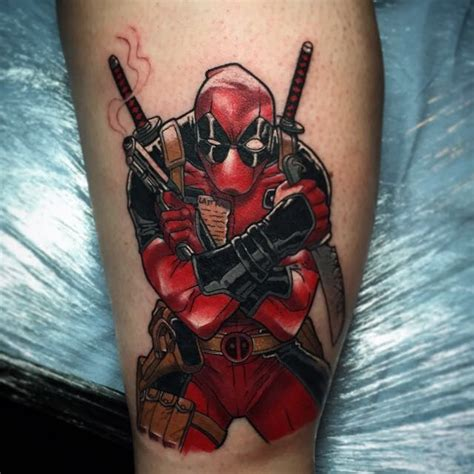 ryan reynolds leg tattoo 1000 ideas about on