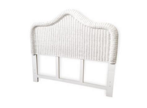 white wicker headboard queen queen size wicker headboards wicker paradise