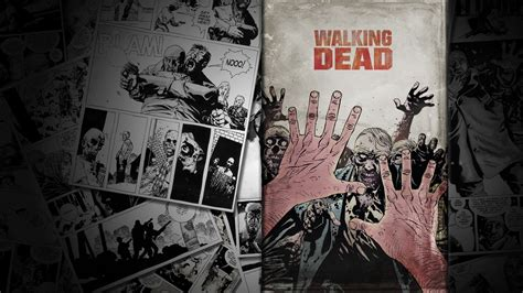 wallpaper abyss the walking dead the walking dead full hd wallpaper and background image