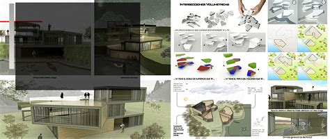 Architectural Renderings abrahamfg architect architecture competitions support