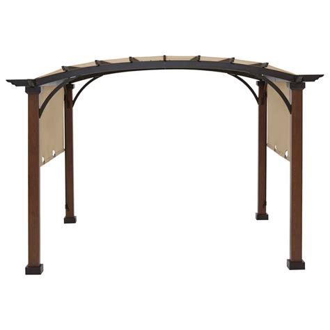 Replacement Canopy for AR Freestanding Pergola   Riplock