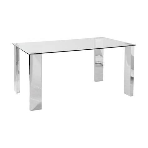tavolo bizzotto tavolo in vetro arley by bizzotto homemotion al miglior prezzo