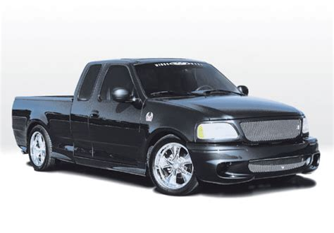 1997 2003 ford f 150 cab lightning style 8pc