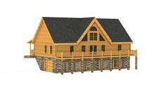 log home design tool cabin ideas on pinterest acacia flooring kayak rack and