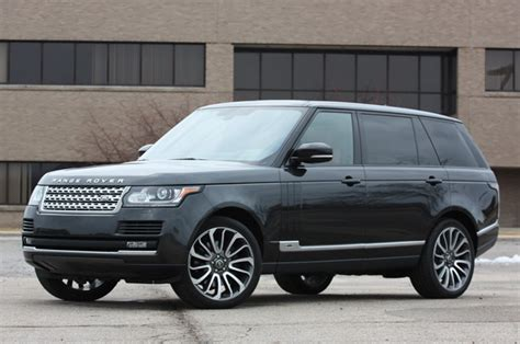 how much is a 2014 range rover spin 2014 land rover range rover l autobiography