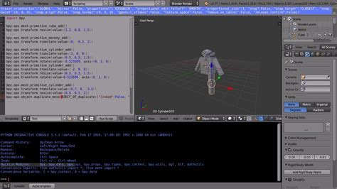 video tutorial blender 3d blender tutorial introduction to python scripting writing