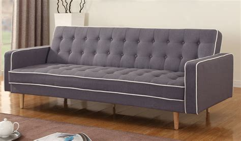 futon gray vintage futon sleeper gray