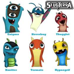 51 images slugterra disney names slug