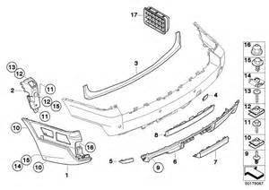 Bmw X3 Parts Bmw Bumper Parts Auto Parts Diagrams