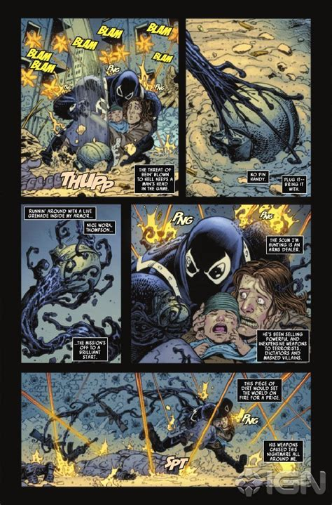 in the blood metahuman files volume 4 books preview venom 1 salondelmal