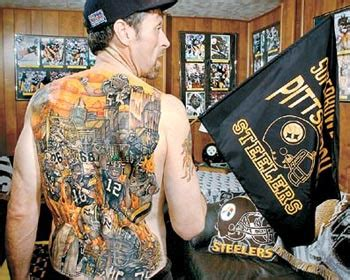 steelers tattoos 45 thoughts pictures links and other ways to