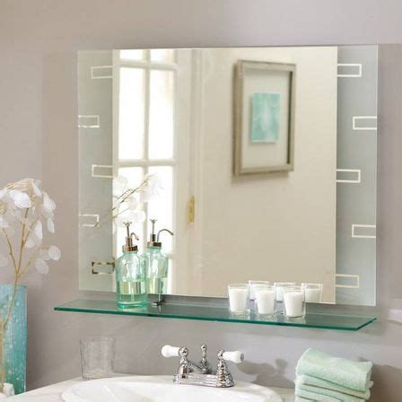 Ideas For Bathroom Mirrors by Small Bathroom Mirrors And Big Ideas For Interior Small