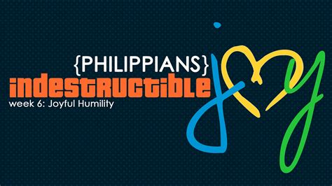 the humility factor healthy churches are led by humble pastors books philippians indestructible week 6 joyful humility