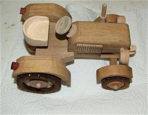 kleine sachen aus holz selber bauen traktor aus holz bauanleitung zum selber bauen