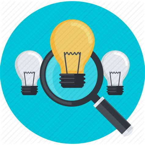 best solution best consulting flat design idea search