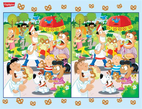 What S Different About what s different highlights jigsaw puzzle puzzlewarehouse