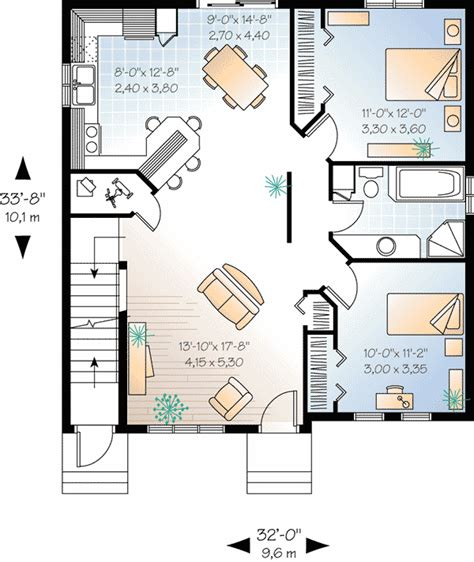 dual family house plans two family with three family option 21208dr 1st floor master suite 2nd floor master suite