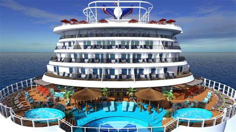 Carnival Cruise Floor Plan Carnival S Vista Is Eye Opening The Cruisington Times