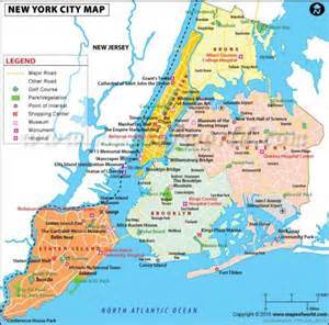 A Map Of New York City by Travel Tips Three Beautiful Places Everybody Should Visit