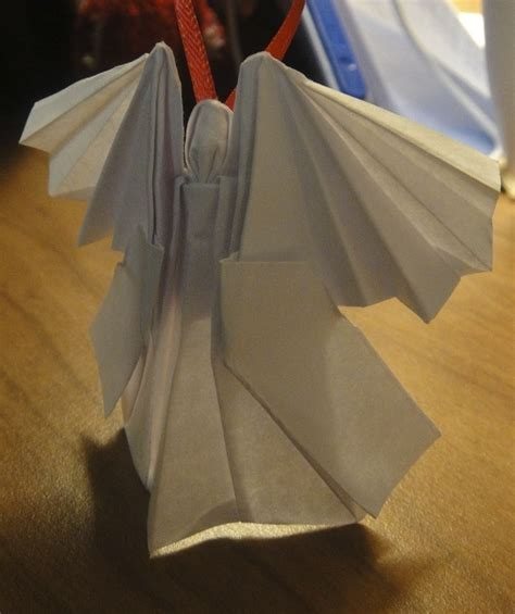 Origami Angle - origami ornament 183 how to make an
