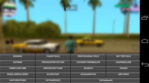 android cheats gta vice city android apk style by modernstork