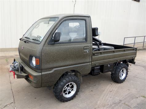 mitsubishi mini pickup mitsubishi mini truck even japanese mini trucks get some