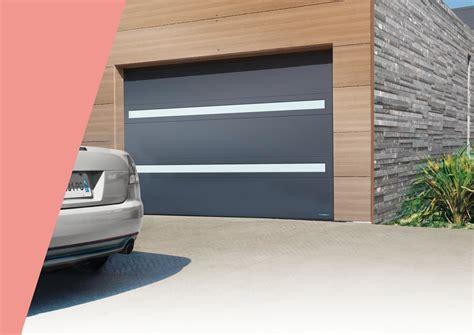 porte de garage sectionnelle la toulousaine les portes de garage visio panoramique de la toulousaine