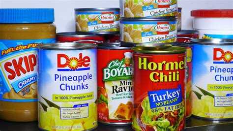 canned food what s in the balikbayan box common items ofws ship home bayanmall corporation